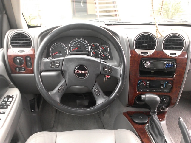 2005 gmc envoy xuv interior pictures cargurus. Black Bedroom Furniture Sets. Home Design Ideas