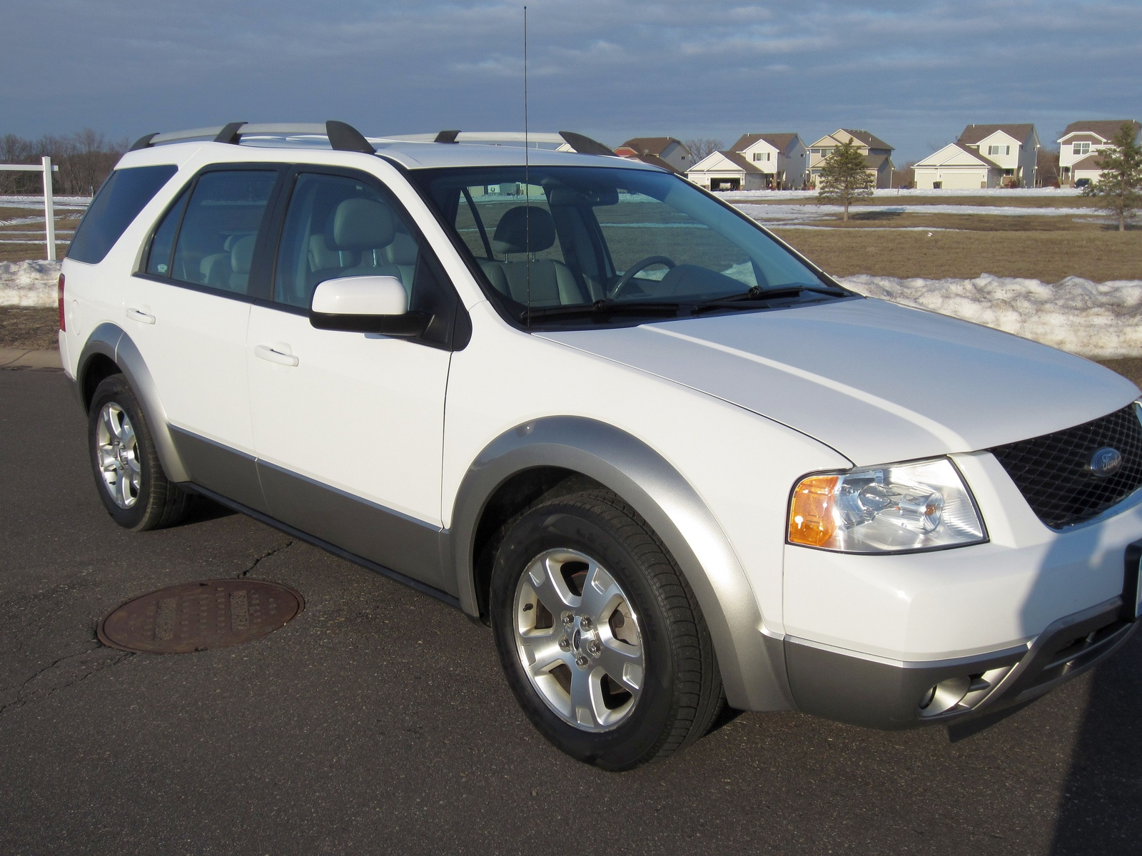 2006 Ford Freestyle Pictures Cargurus