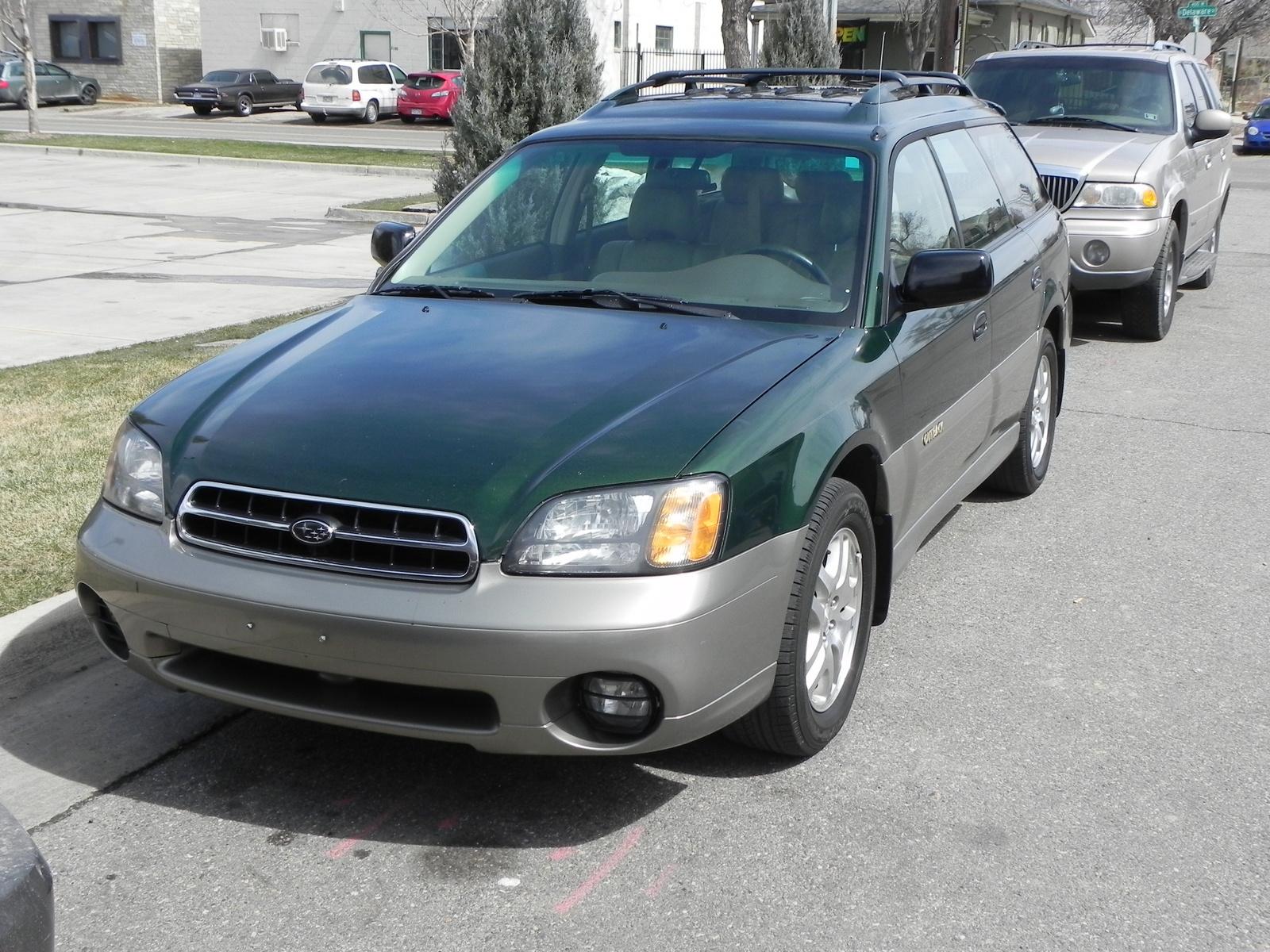 2000 Subaru Outback Pictures Cargurus