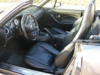 Picture of 2005 Mazda MAZDASPEED MX-5 Miata 2 Dr Grand Touring Turbo Convertible, interior