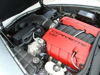 Picture of 2009 Chevrolet Corvette Z06 3LZ Coupe RWD, engine, gallery_worthy