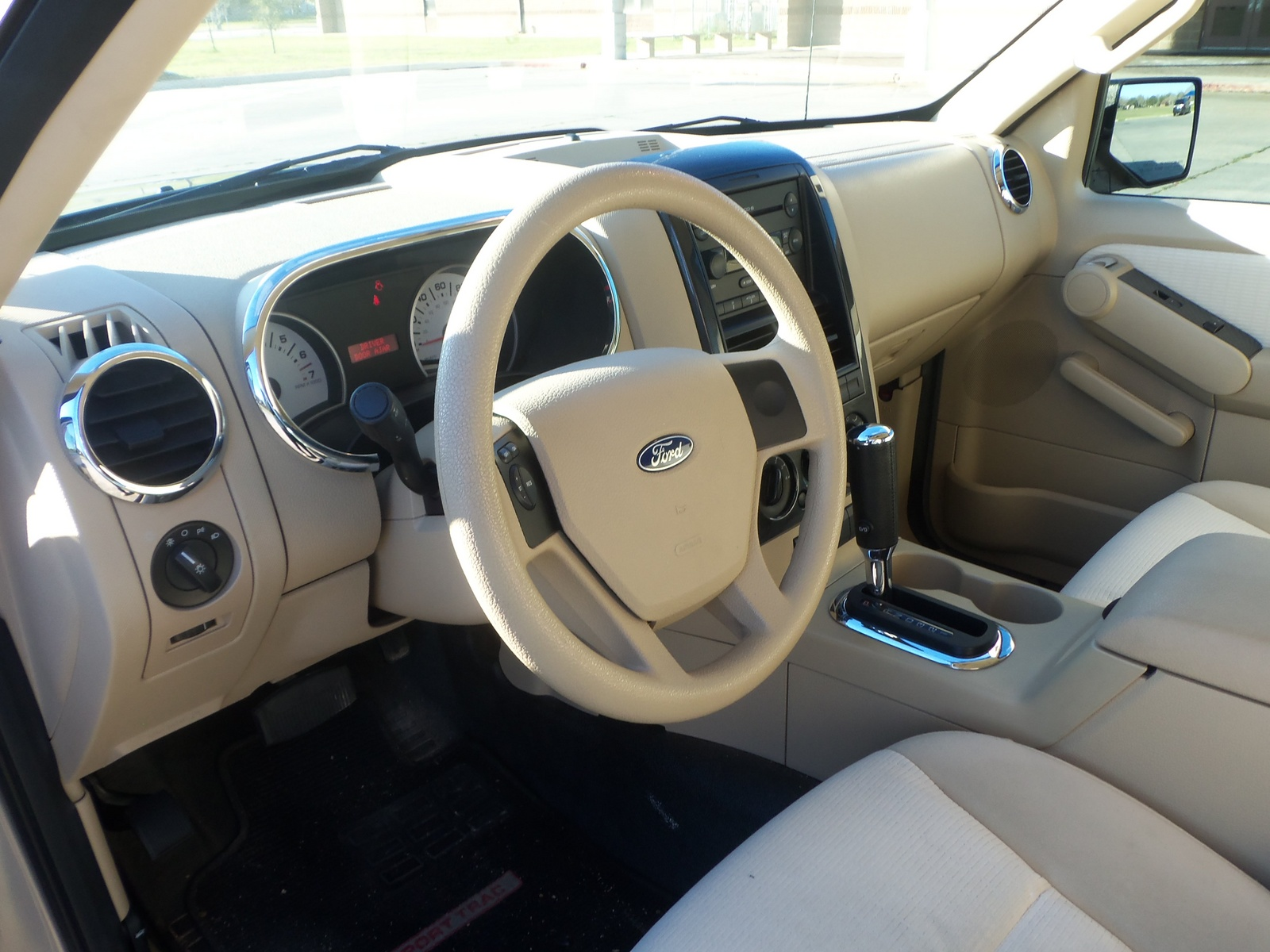 2007 ford explorer sport trac pictures cargurus - Ford explorer sport trac interior parts ...