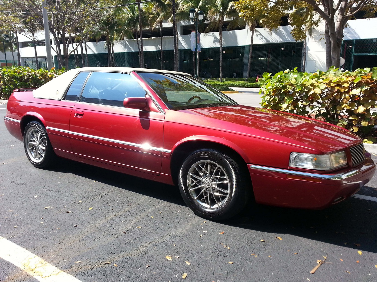 Picture of 2001 Cadillac Eldorado ESC Coupe