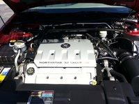 Picture of 2001 Cadillac Eldorado ESC Coupe, engine