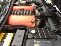 Picture of 2001 Chevrolet Corvette Z06, engine
