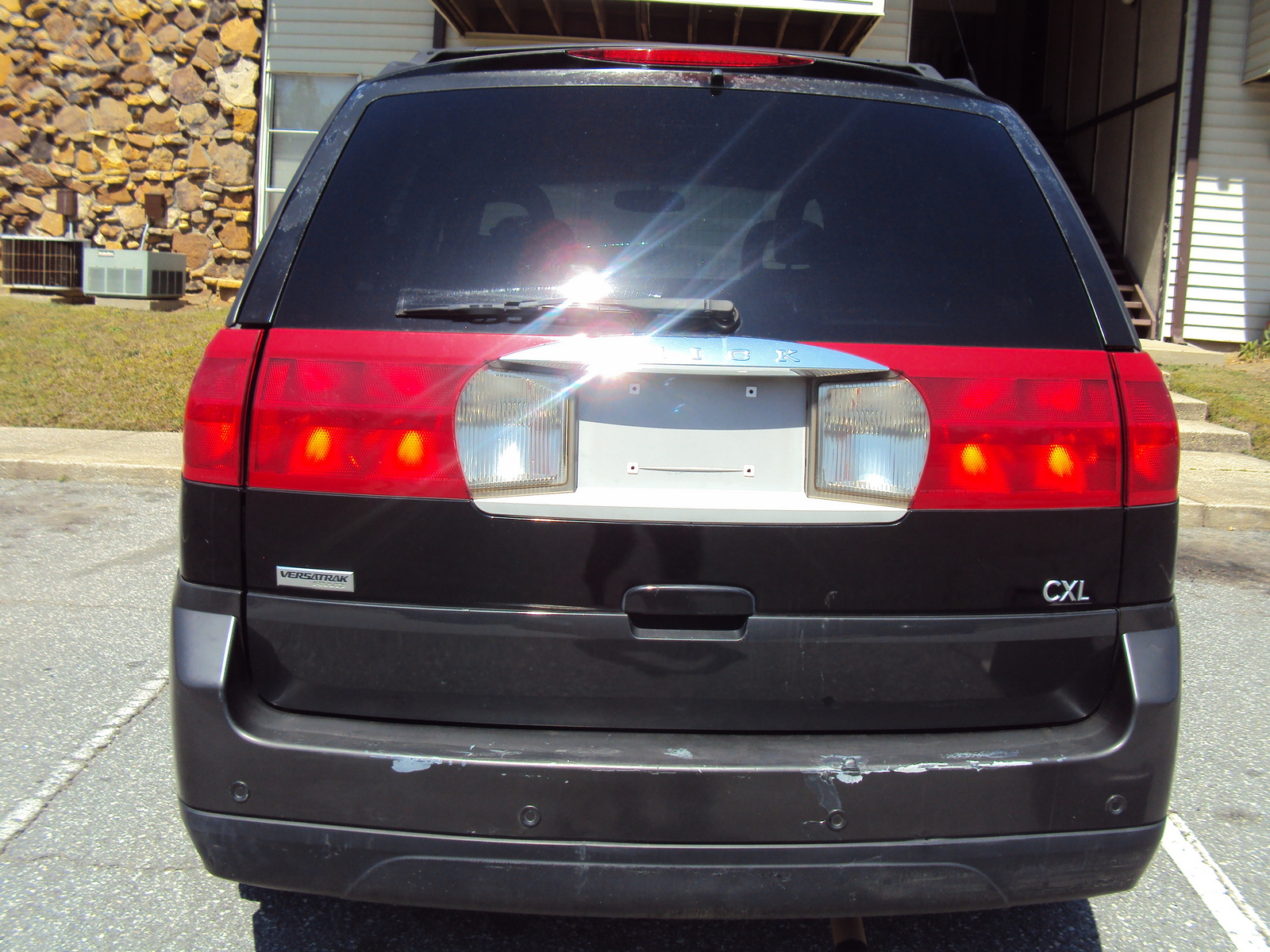 2002 Buick Rendezvous CX picture