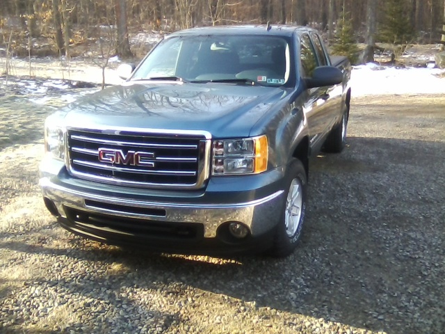 Picture of 2013 GMC Sierra 1500 SLE 4WD, exterior
