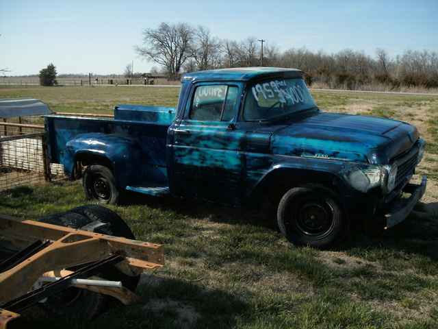 Picture of 1959 Ford F-100
