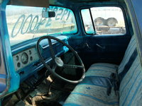 Picture of 1959 Ford F-100, interior