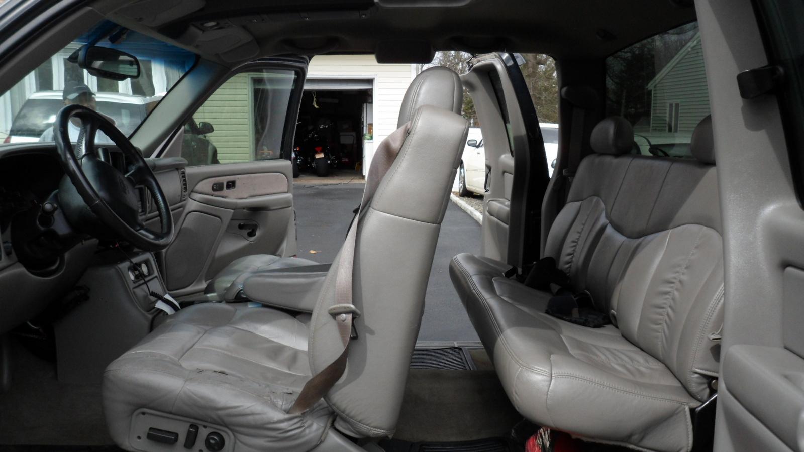 2007 Chevrolet Silverado 1500 Extended Cab >> 2001 Chevrolet Silverado 2500HD - Pictures - CarGurus