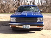 1986 Chevrolet S-10 Blazer Picture Gallery
