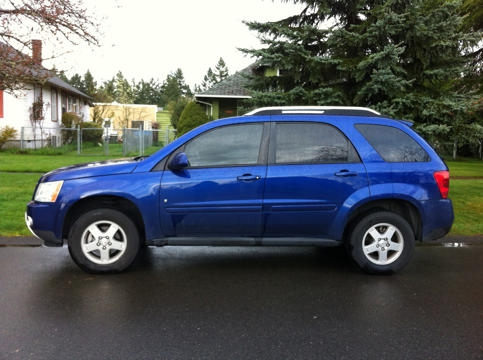 2007 Pontiac Torrent Exterior Pictures Cargurus
