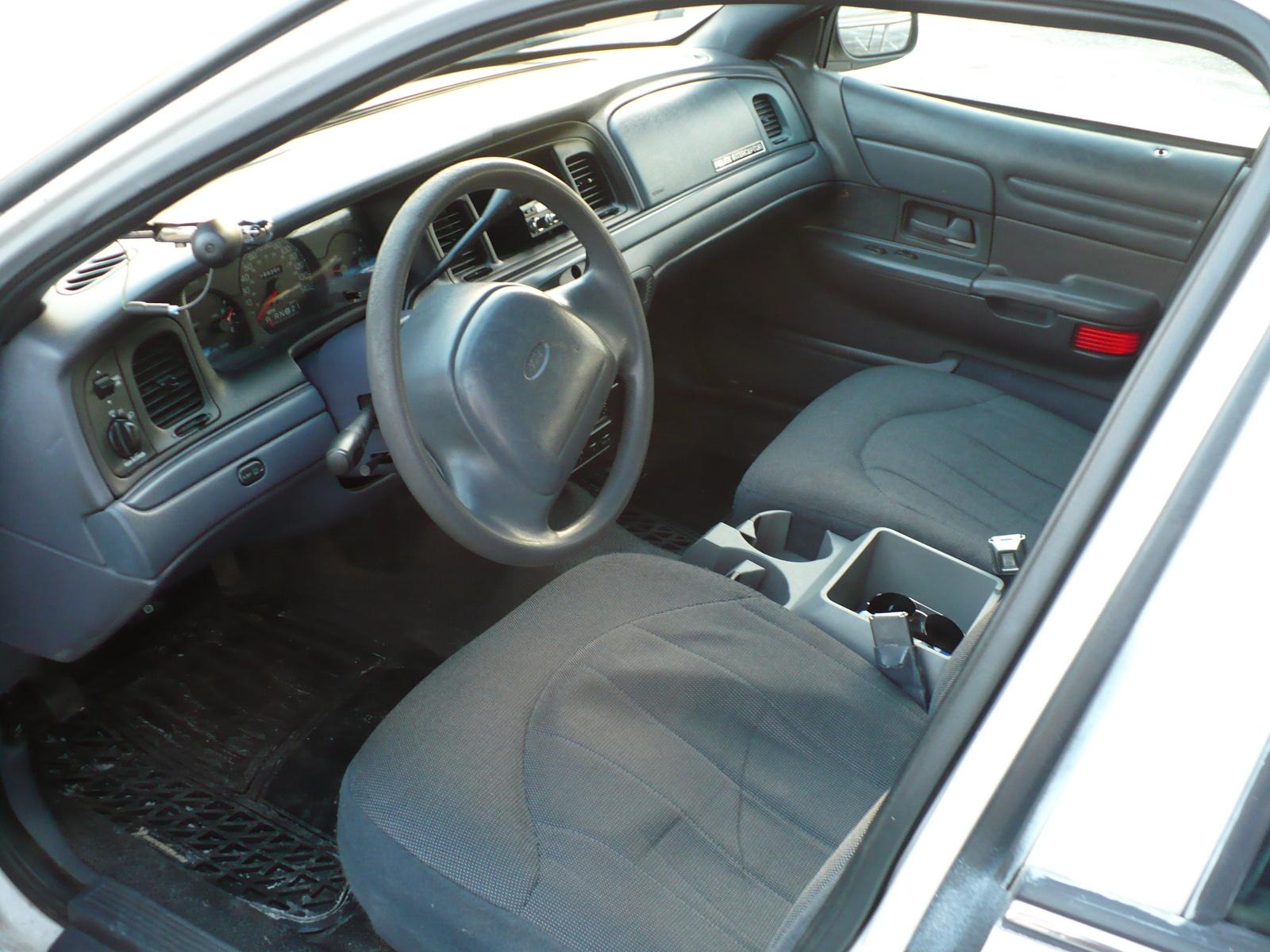 2000 Ford Crown Victoria Interior Pictures Cargurus