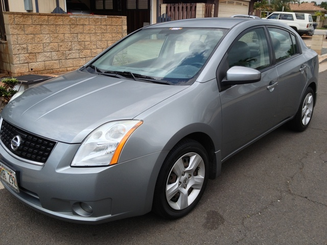 2014 Nissan Sentra Fe S >> 2009 Nissan Sentra - Pictures - CarGurus