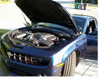 Picture of 2011 Chevrolet Camaro 2SS, engine