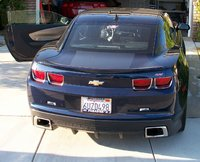 Picture of 2011 Chevrolet Camaro 2SS, exterior