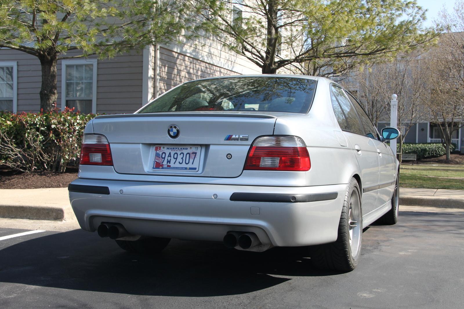 2003 Bmw M5 Exterior Pictures Cargurus