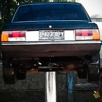 1985 Peugeot 504 Overview