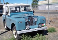 1961 Land Rover Series II Picture Gallery