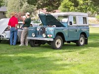 Picture of 1961 Land Rover Series II, exterior, gallery_worthy