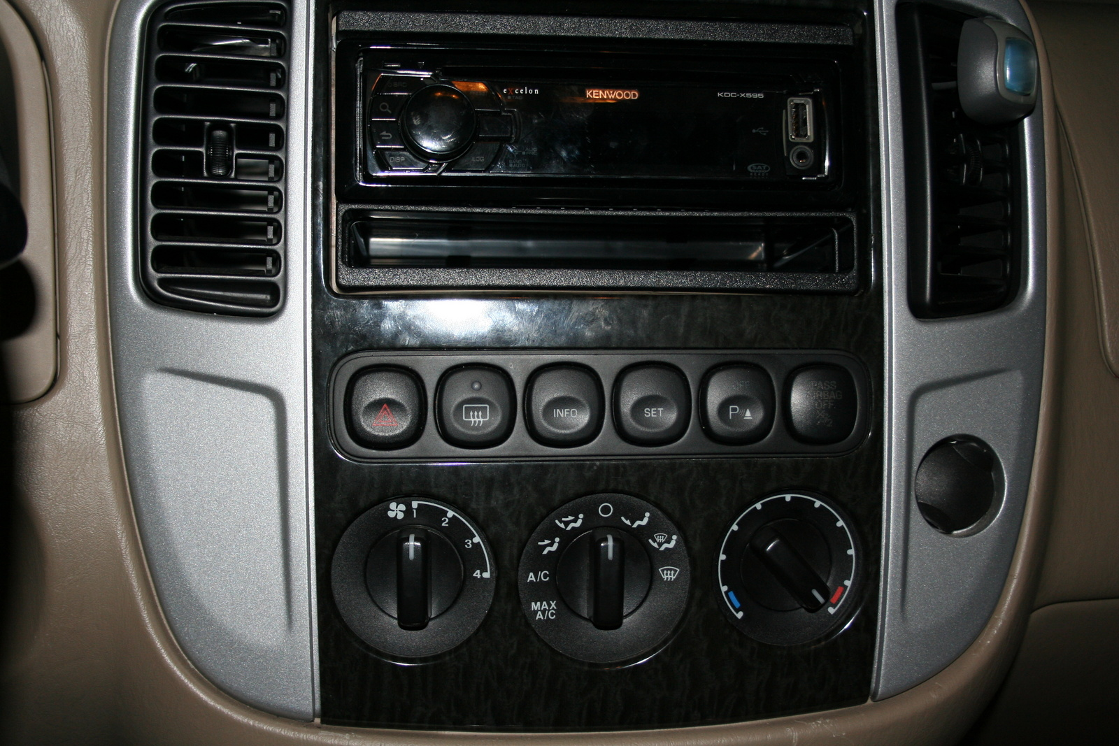 Mercury Mariner Premier Pic on 2006 Mercury Montego Premier Interior