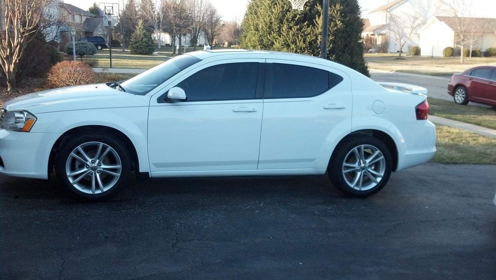 Picture of 2012 Dodge Avenger SXT Plus, exterior