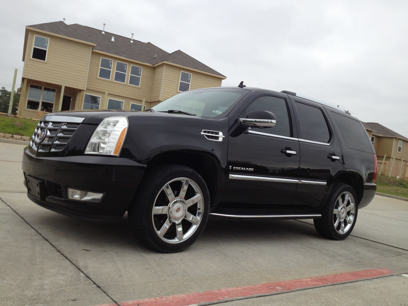 2007 cadillac escalade pictures cargurus. Black Bedroom Furniture Sets. Home Design Ideas