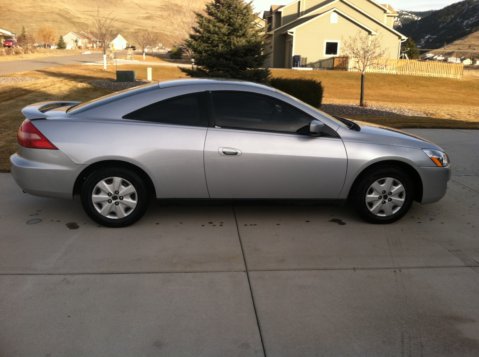 picture of 2003 honda accord lx coupe exterior. Black Bedroom Furniture Sets. Home Design Ideas