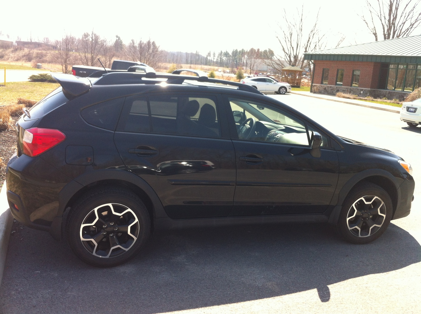 Picture of 2013 Subaru XV Crosstrek Limited