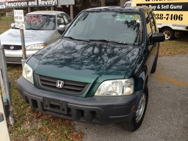 Picture of 2000 Honda CR-V LX AWD, exterior