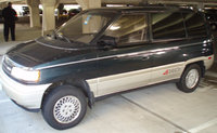 1991 Mazda MPV Overview