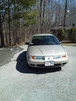 Picture of 2002 Saturn S-Series 4 Dr SL2 Sedan, exterior