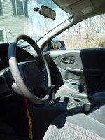 Picture of 2002 Saturn S-Series 4 Dr SL2 Sedan, interior