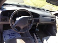 Picture of 2001 Nissan Altima XE, interior
