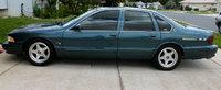 Picture of 1996 Chevrolet Impala 4 Dr SS Sedan, exterior