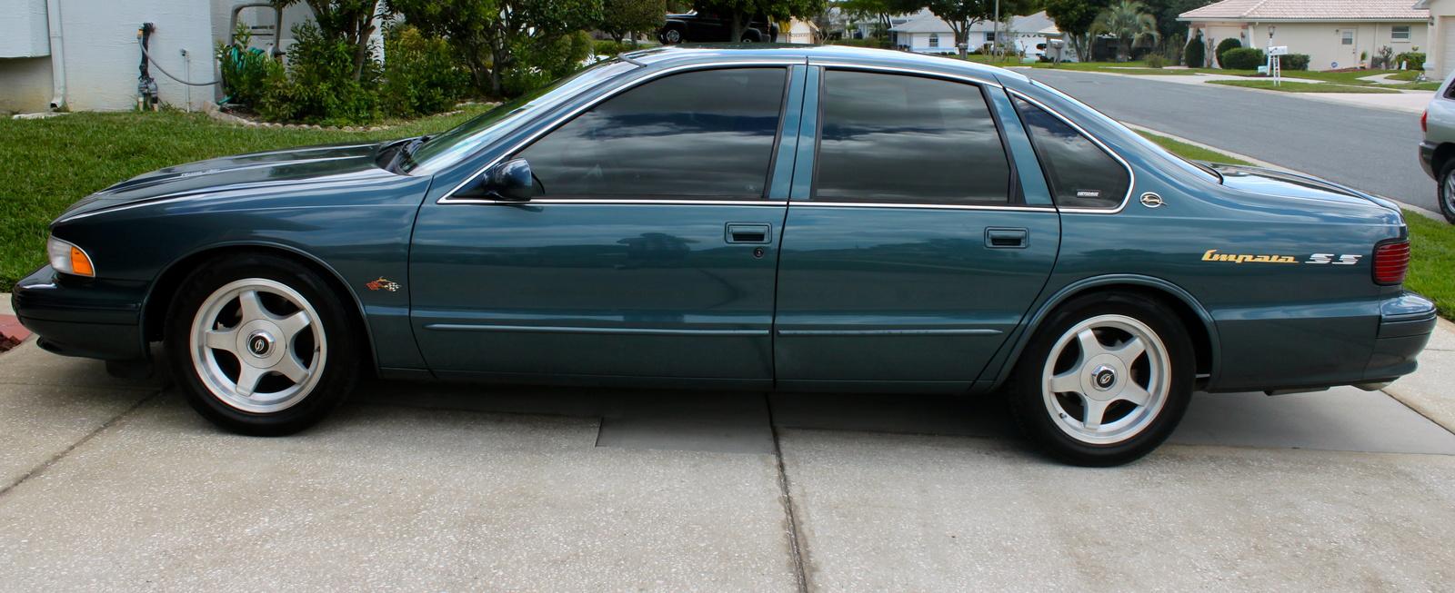 1996 Chevrolet Impala Pictures Cargurus