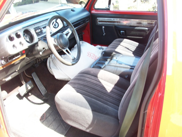 Picture of 1979 Dodge Ram 50 Pickup, interior