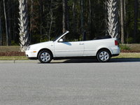 Picture of 2002 Volkswagen Cabrio 2 Dr GLX Convertible, exterior