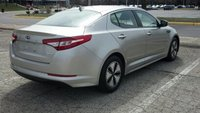 2011 Kia Optima Hybrid Overview