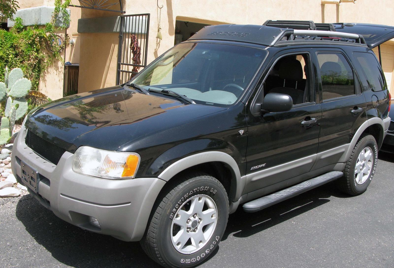 escape 2002 ford cargurus xlt 4wd