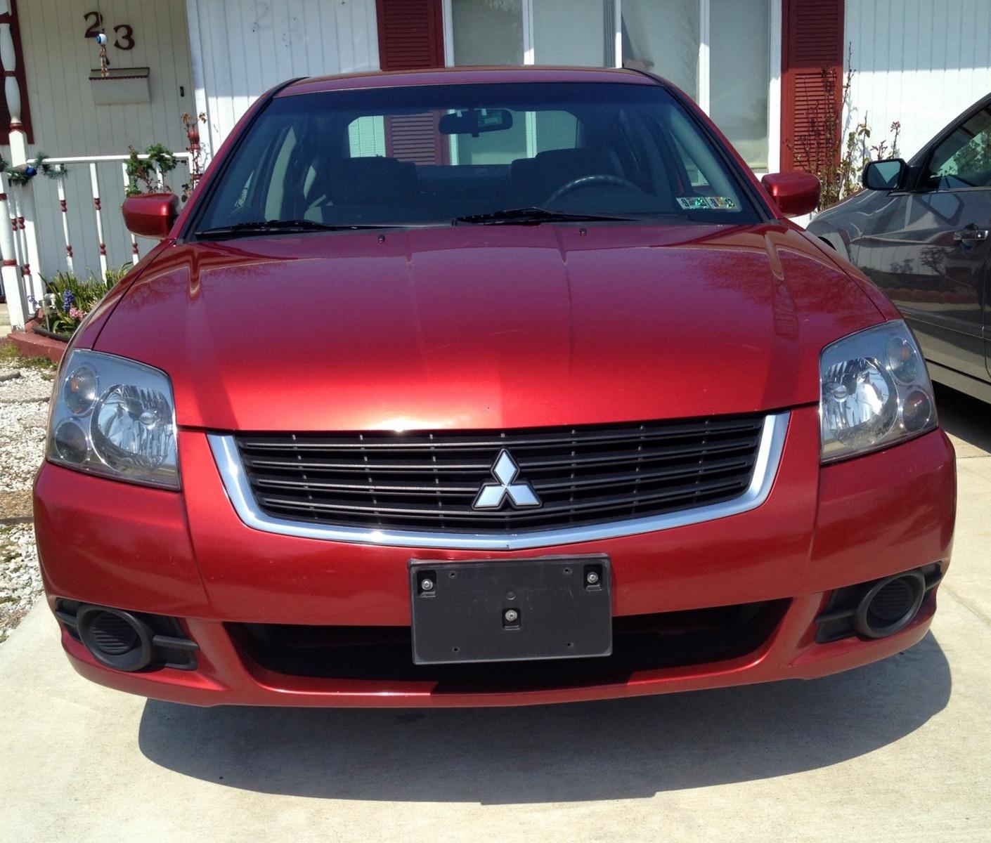Mitsubishi Galant: 2009 Mitsubishi Galant