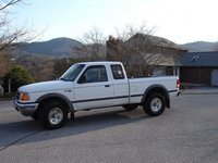 1994 Ford Ranger XLT Extended Cab 4WD SB, Picture of 1994 Ford Ranger 2 Dr XLT 4WD Extended Cab SB, exterior