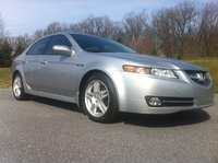 Picture of 2008 Acura TL FWD with Navigation, exterior, gallery_worthy