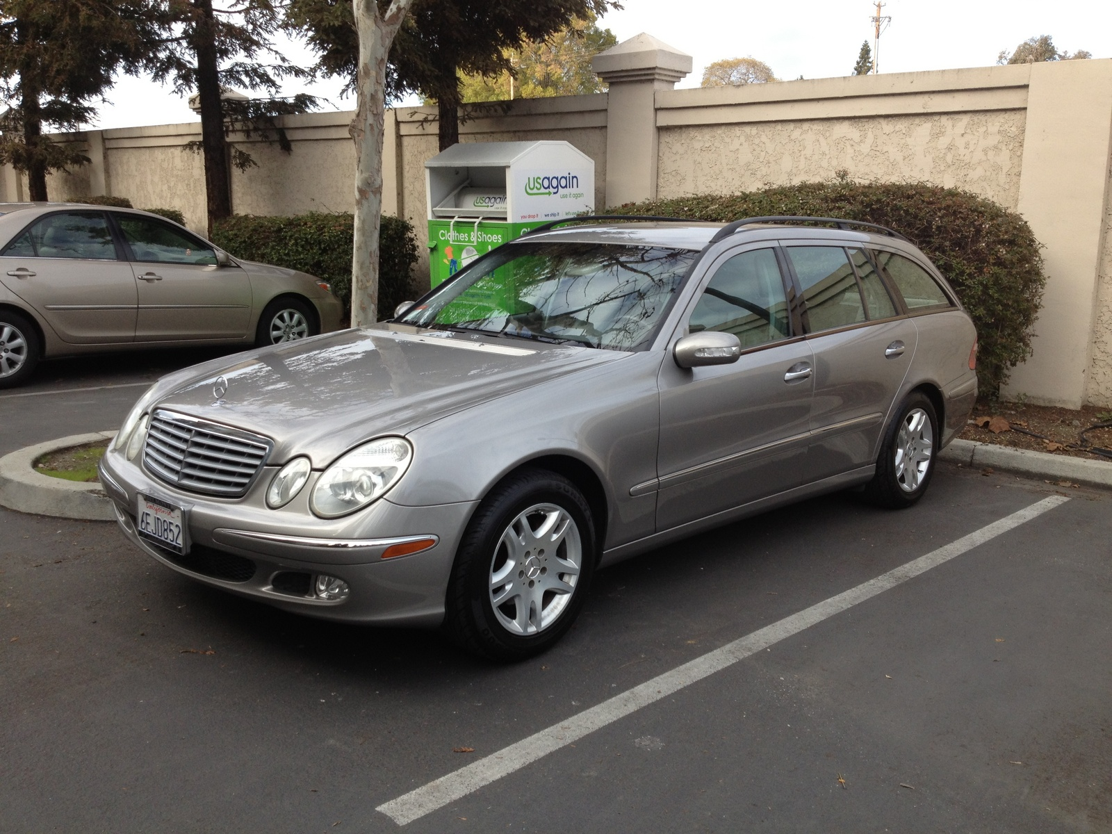 2005 mercedes benz e class pictures cargurus for Mercedes benz e wagon