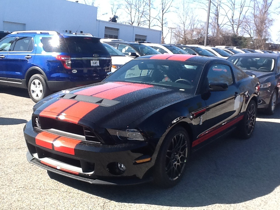 2014 ford shelby gt500 exterior pictures cargurus. Cars Review. Best American Auto & Cars Review
