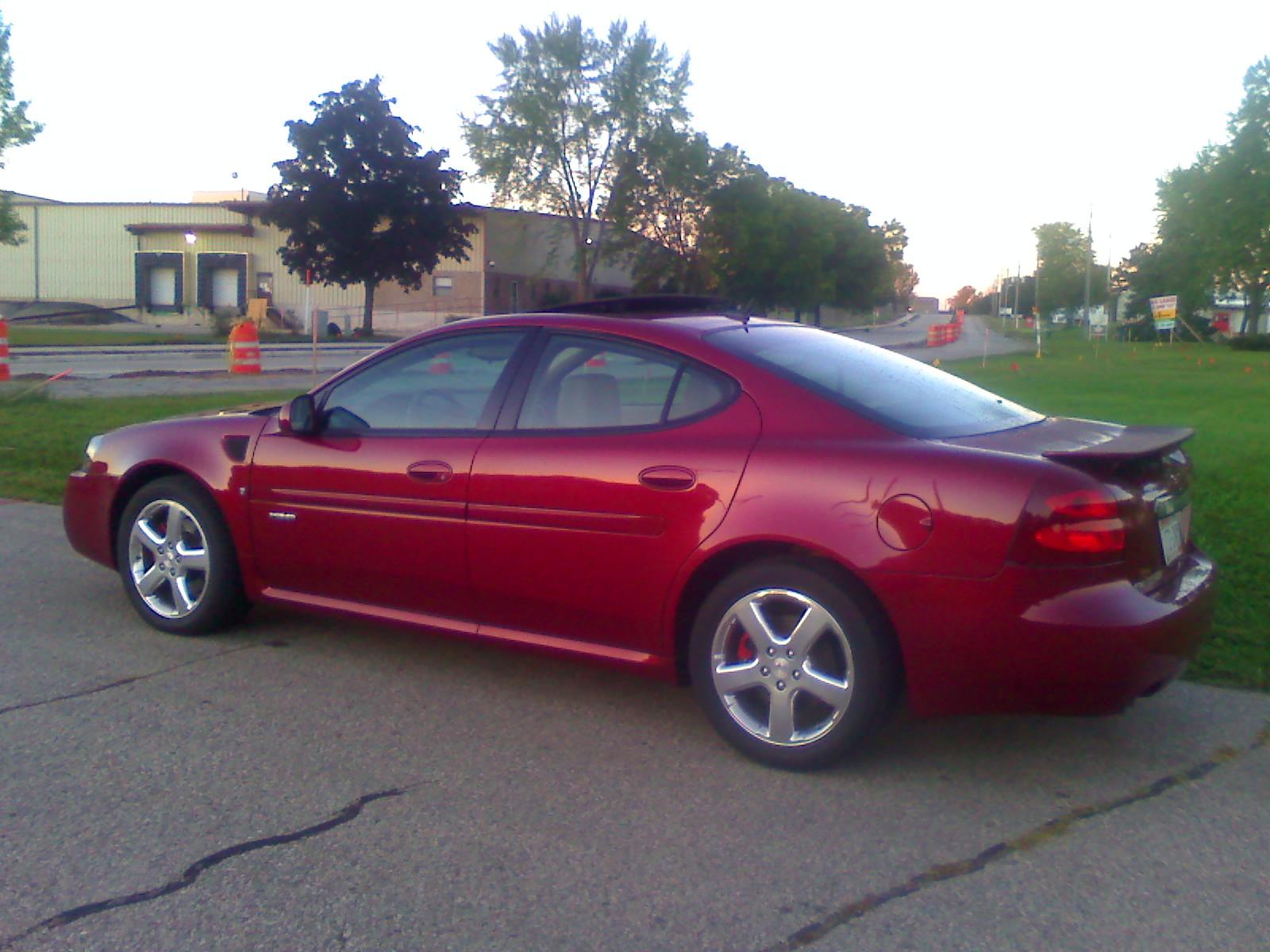 2008 Pontiac Grand Prix Pictures Cargurus