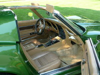 Picture of 1973 Chevrolet Corvette Coupe, interior