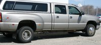 2003 Chevrolet Silverado 3500 Overview