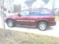 2002 GMC Envoy 4 Dr SLT 4WD SUV, Loaded with all the extras !!, exterior, gallery_worthy