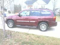 2002 GMC Envoy 4 Dr SLT 4WD SUV, Loaded with all the extras !!, exterior